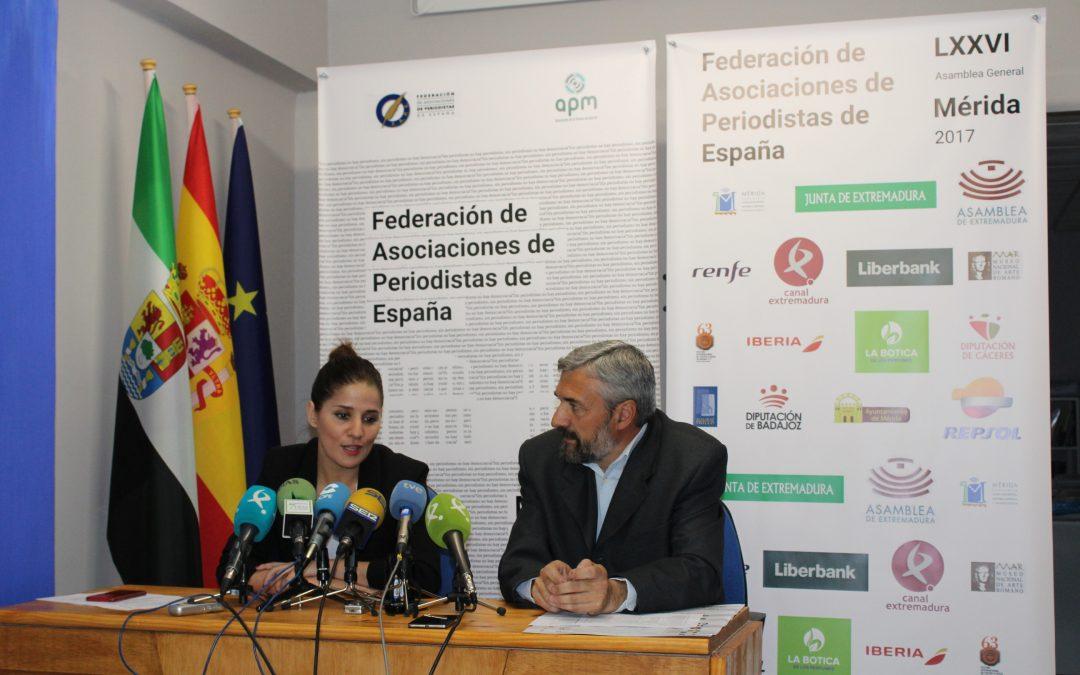 Una conferencia sobre comunicación y redes sociales abre las actividades paralelas de la Asamblea FAPE