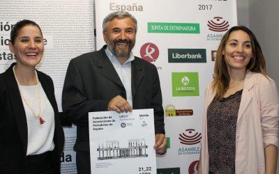 La Asociación de la Prensa de Mérida presenta la LXXVI Asamblea General de la Federación de Asociaciones de Periodistas